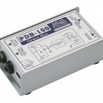 McLelland PDB100 Passive D I Box